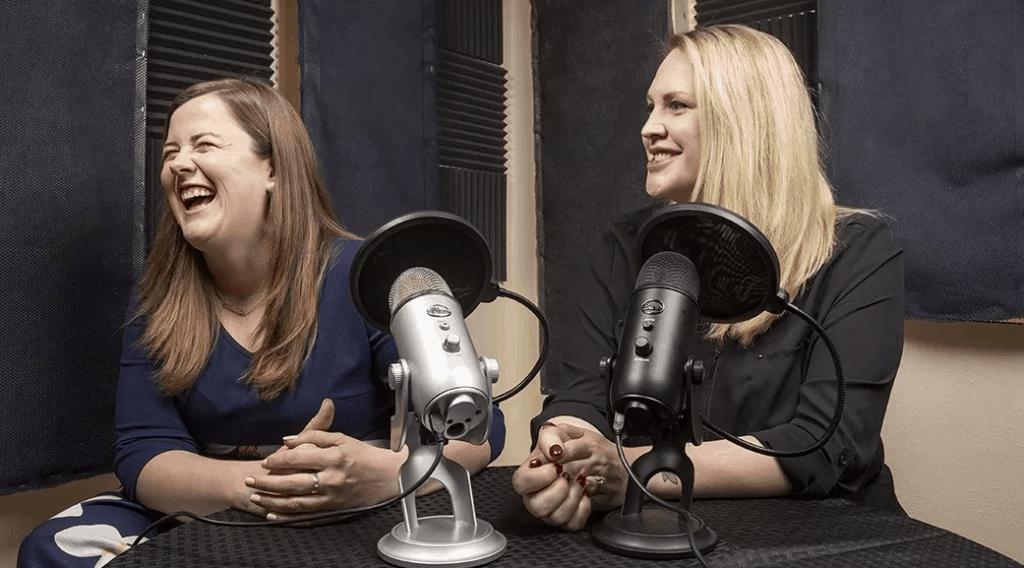sinisterhood co host podcast format