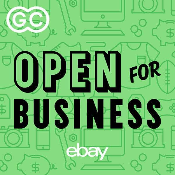 The Open for Business show.